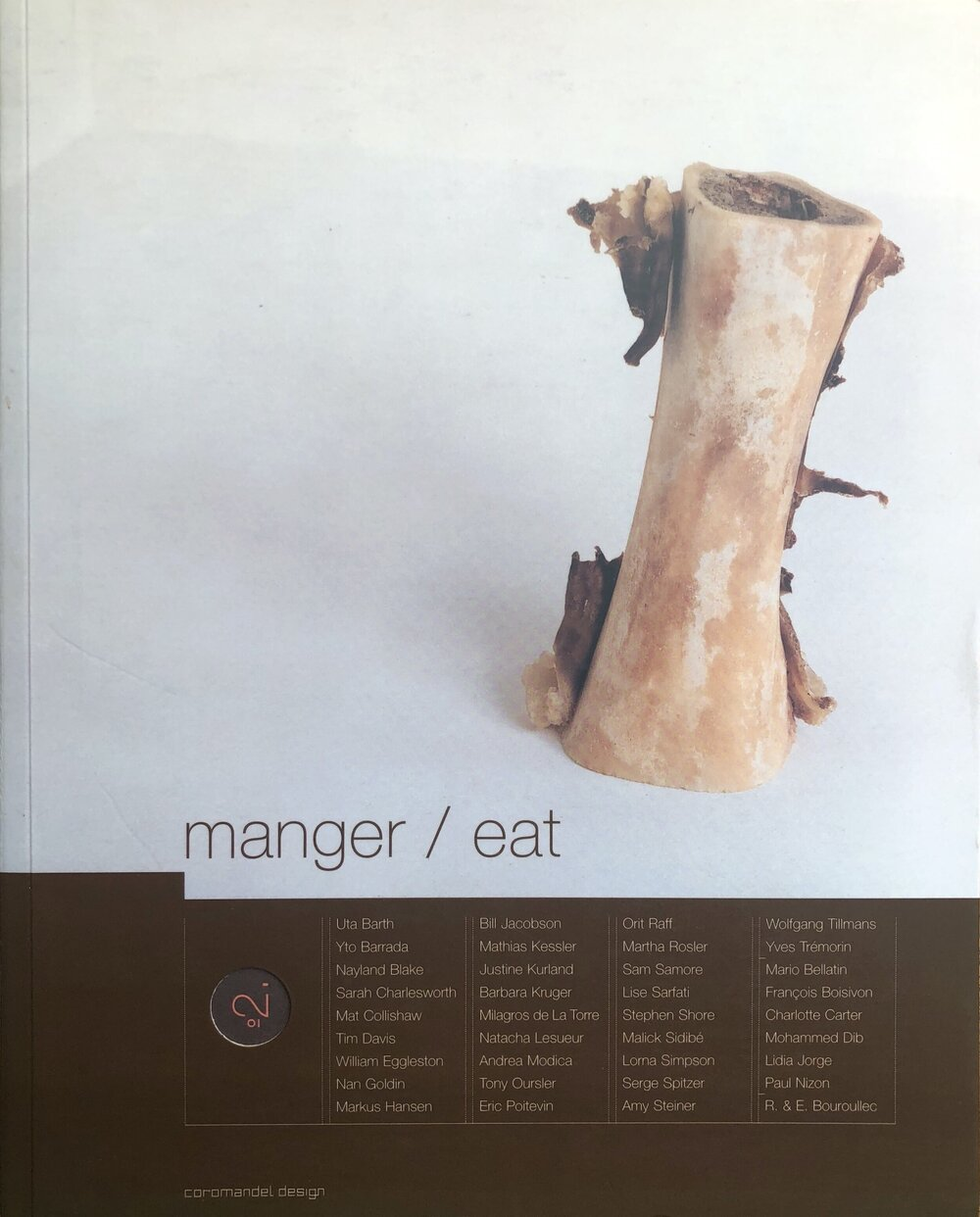 Manger/Eat No.2  Coromandel Design ISBN: 2-9515772-2-2