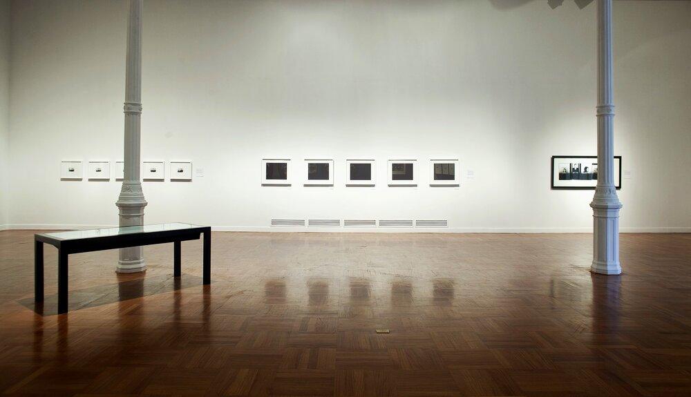 INDICIOS. Installation view. Museo de Arte de Lima, MALI. 2012.