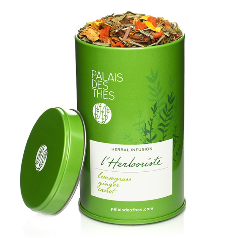 Palais des Thés, Herbal tea The Herborist