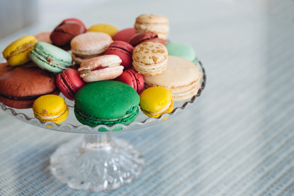 Copy of Les Macarons ~ Without Gluten!
