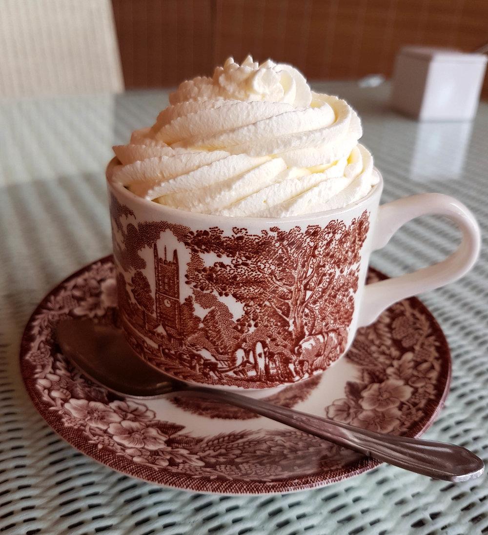 Délices' Chocolat Viennois