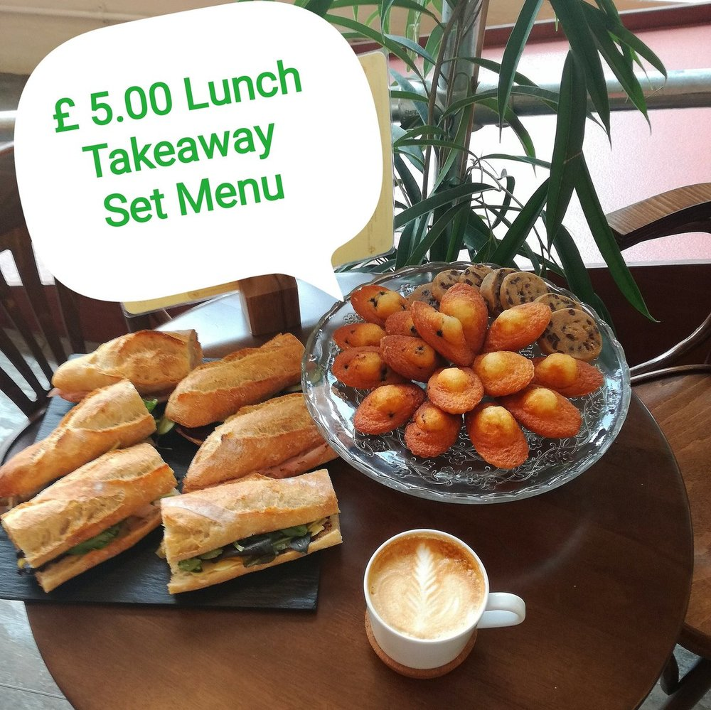 £5.00 TAKEAWAY SET-MENU