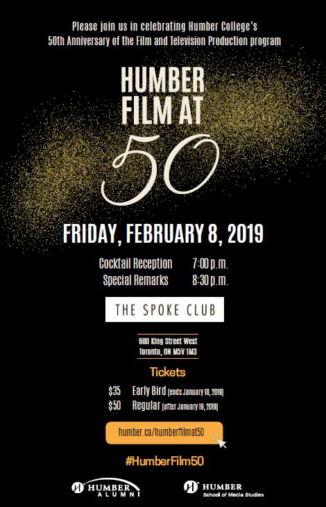 Humber Film at 50 - Invitation.JPG