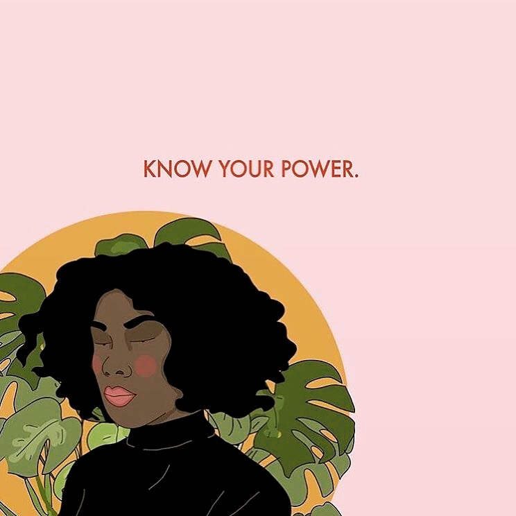 """""""Know Your Power""""  Recipes for Self Love"""
