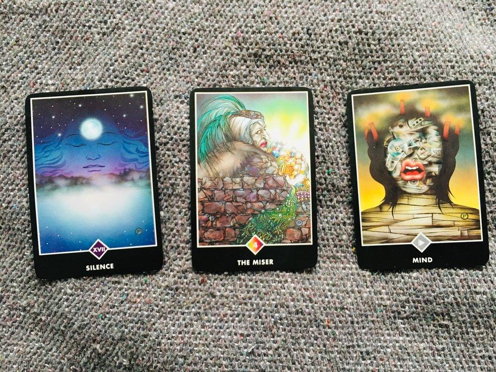 Osho | Zen Tarot