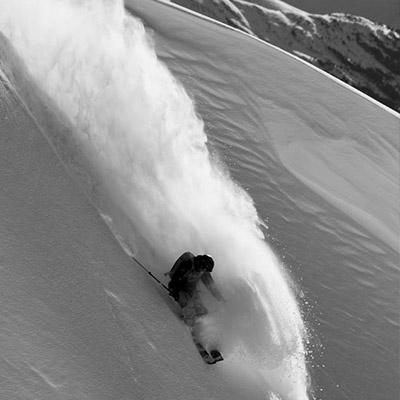 Corey Anderson  Originates from - Seattle, Washington  Years Skiing - 32  Ski Industry Experience - 16 years tech-ing and boot fitting  Ski Setup - Nordica Enforcer Pro  Ski Icon -Seth Morrison  Favorite Run at Alyeska -The Monies, no question!  Favorite Backcountry Peak - Carpathian  Favorite Aprés Ski Drink - Fizz X 2
