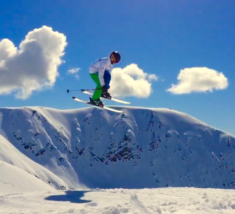 KAi Penn  Originates from - Girdwood, AK  Years Skiing - 14  Ski Industry Experience - 5 Years retail/service  Ski Setup - Atomic Backland 109  Ski Icon -J.P. Auclair  Favorite Run at Alyeska -Knuckles  Favorite Backcountry Peak - Ragged Top  Favorite Aprés Ski Drink - Mocha