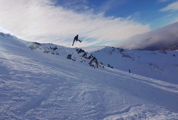 Andrew bellanti  Originates from - Milford, Michigan  Years Skiing - 19  Ski Industry Experience - 4 years retail/boot fitter  Ski Setup - Nordica Enforcer 110  Ski Icon - Marcus Caston  Favorite Run at Alyeska - Ask me at the end of the season  Favorite Backcountry Peak - The Craigieburns  Favorite Aprés Ski Drink - Any IPA