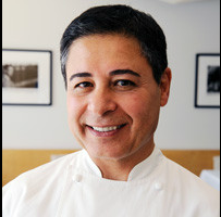 REZA KHORSIDI         CHEF & CO-PROPRIETER