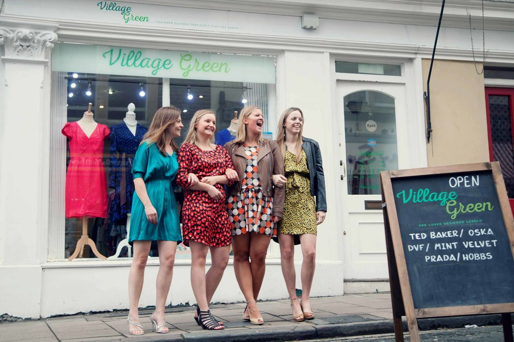 Buy and sell pre-loved designer clothes in Clifton, Bristol