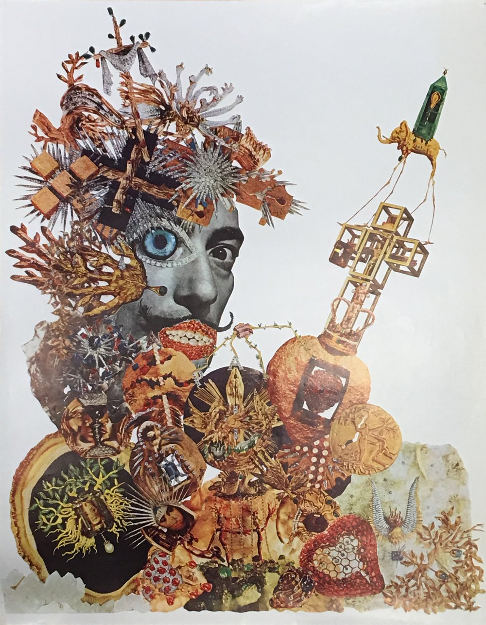 Dali Collage