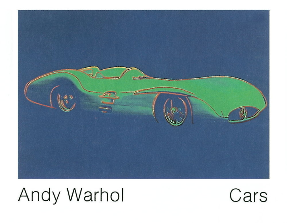 Andy Warhol Cars 1989.JPG