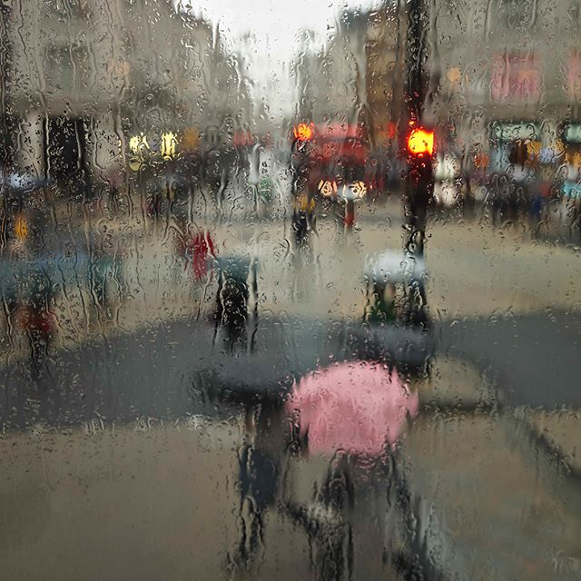 "Never thought we would hear ourselves say and pray for it but ... Finally some welcome Rain! ""London Rain at Oxford Circus"" & ""Homage to London Rain"" by Philip Shalam Available on our website https://www.photoimagegallery.com/shop-philip-shalam/?category=Rain #rain #london #belgium #photoimagegallery #philipshalam #climatechange #globalwarming #storm"