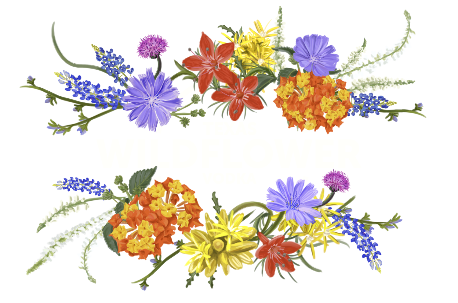 Texas Wildflower Vodka