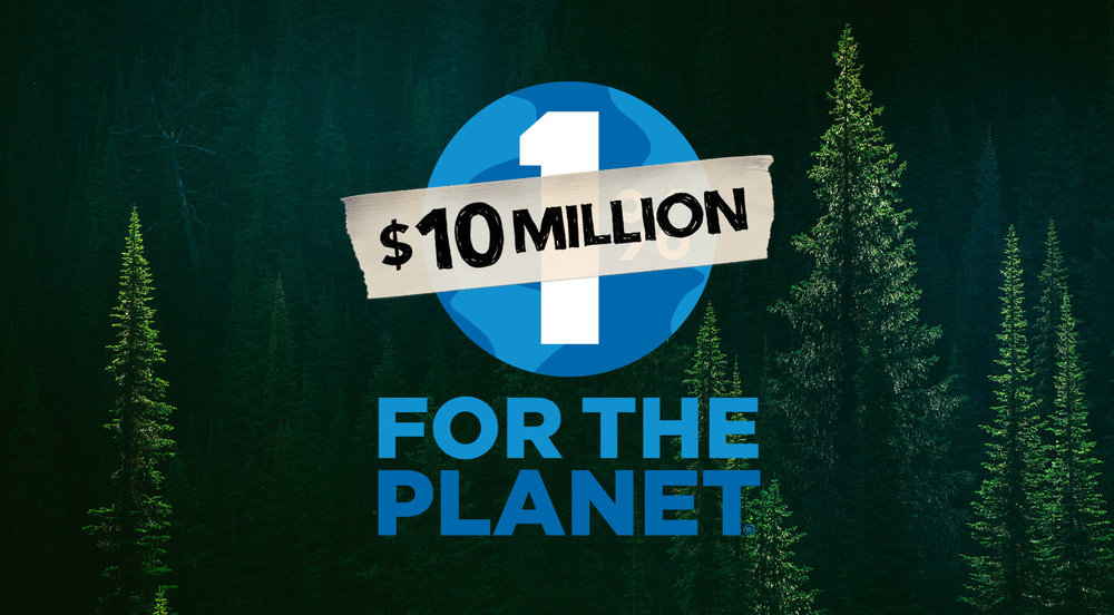 10 mil for the planet #csrmatters