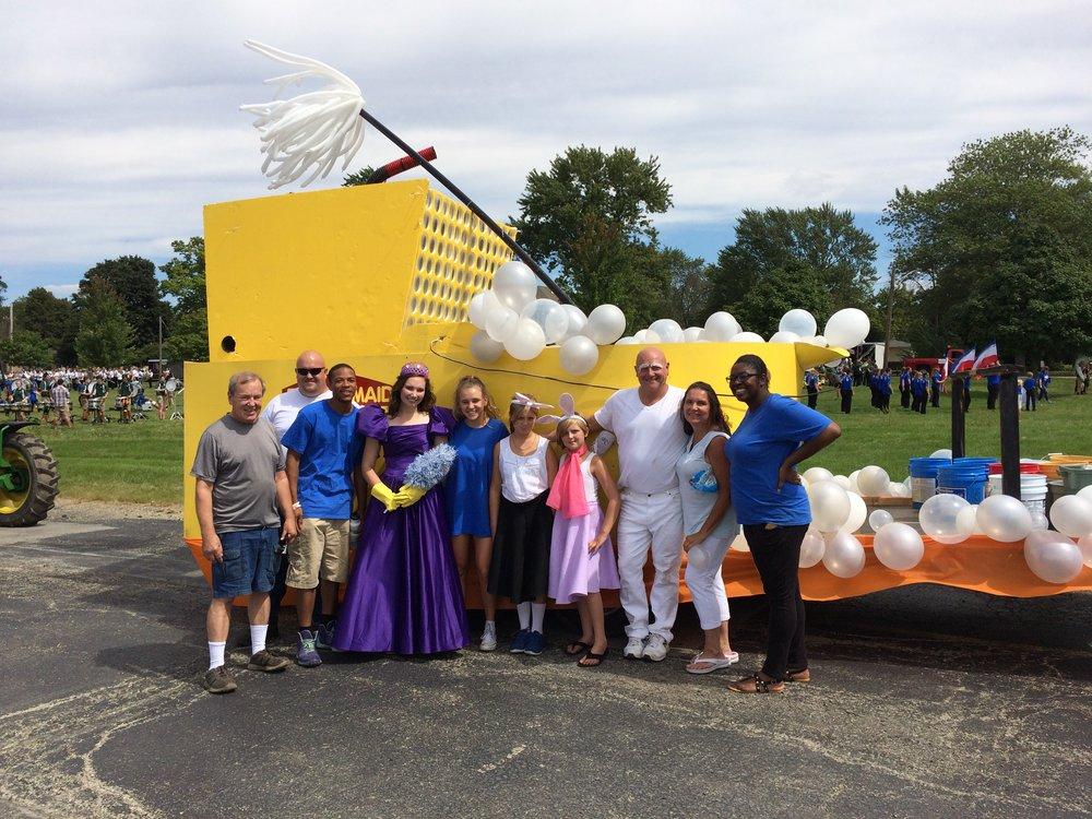 Frankfort Fall Festival Parade