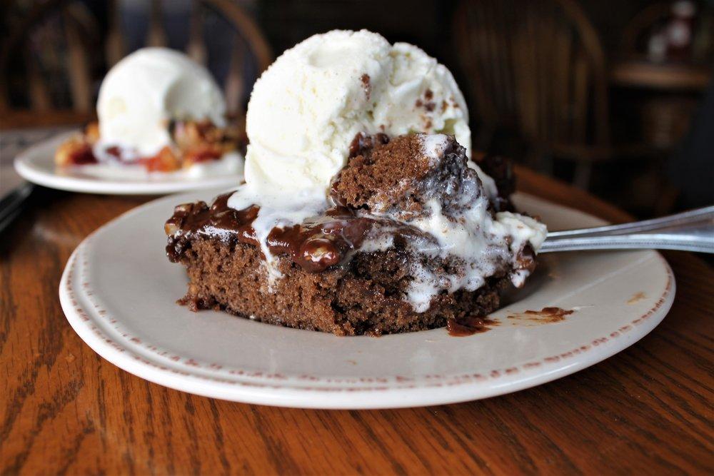 McCabe Pub Hersheys Chocolate Cake