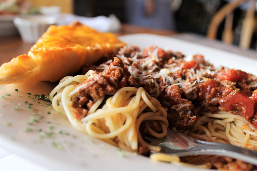 McCabe Pub Spaghetti