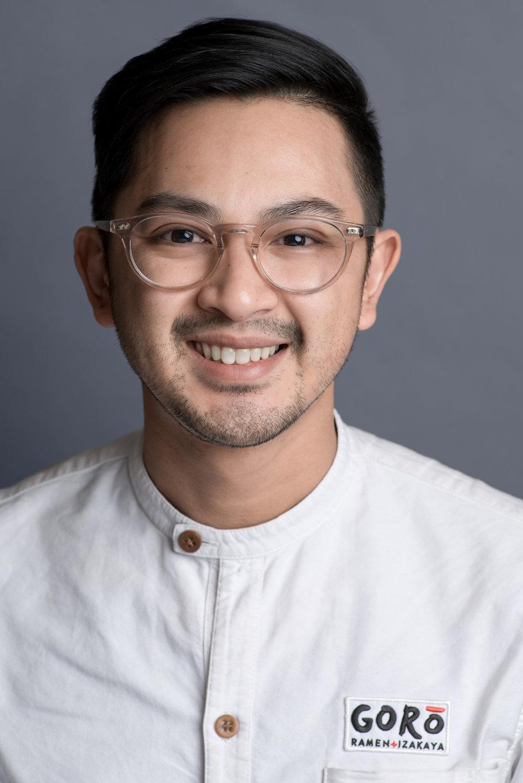 Jeff Chanchaleune executive chef / partner