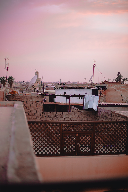 Sunset Riad Yasmine