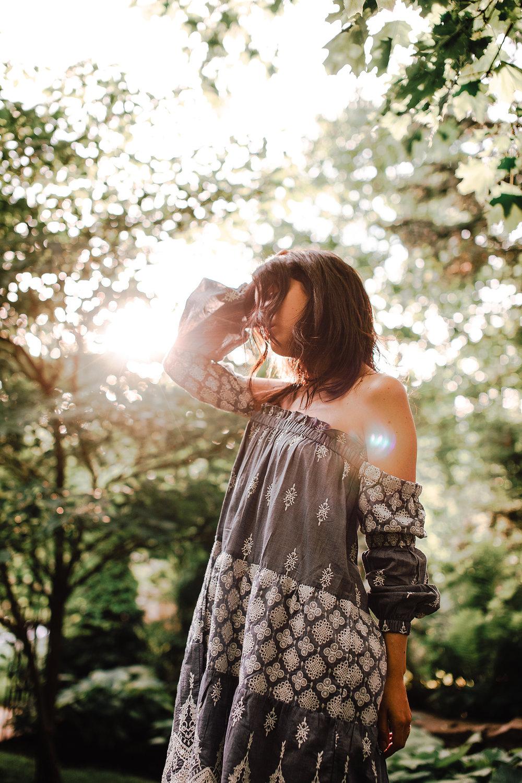 Tessora Clothig Flora dress from San Francisco Label