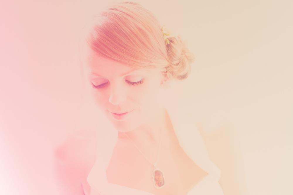 Bridal Portrait © Northern California photographer Kate Donaldson Photography