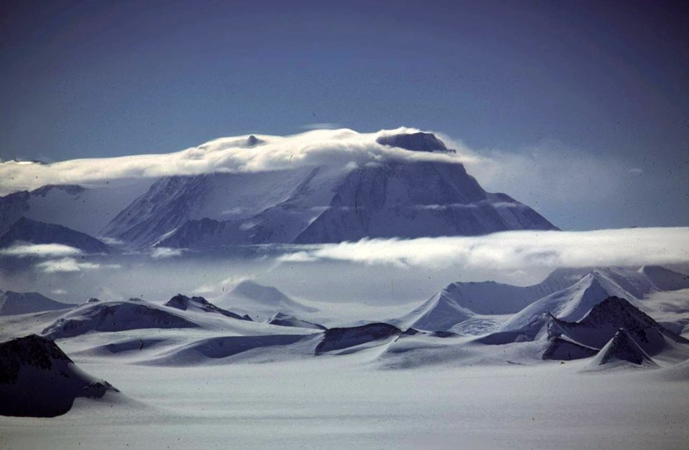 Vinson Massif, Sentinel Range, Ellsworth Mountains