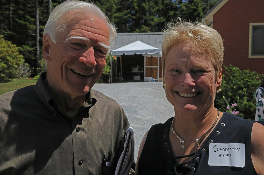 Guy Guthridge and Lee Byrd