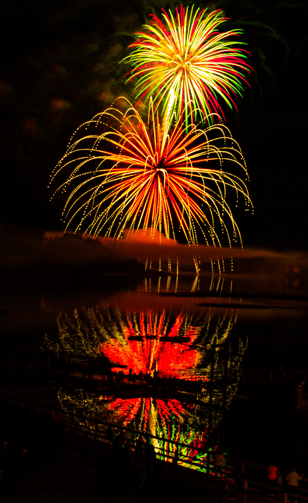 Tenants Harbor fireworks