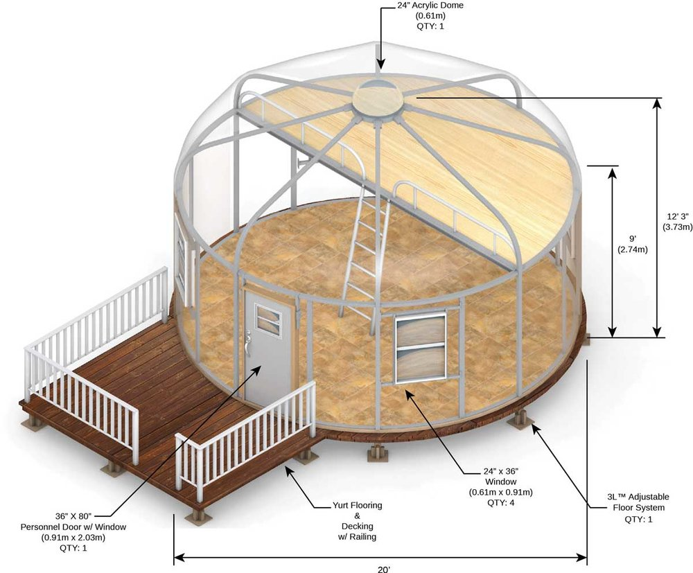 Picture by http://weatherport.com/fabric_model/yurts/