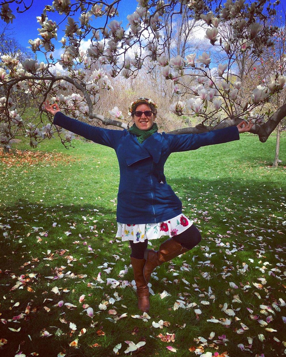 95hr Certified Kids Yoga Teacher Jodi will be leading this retreat.