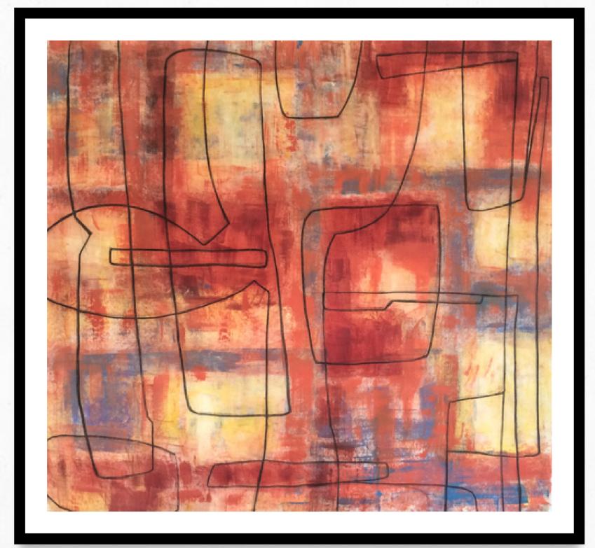 Rust, by Ayn Kraven
