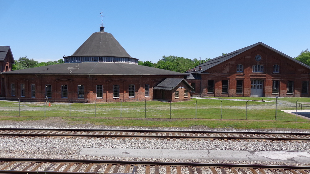 Martinsburg Roundhouse