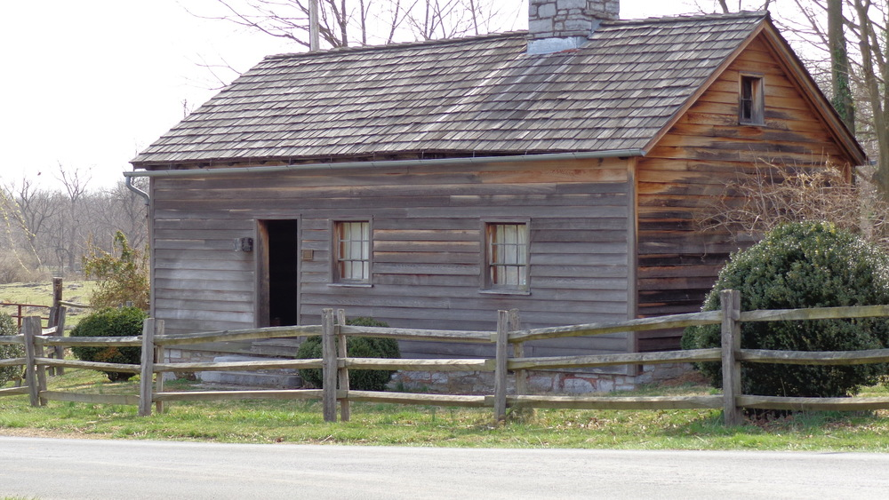 Morgan Cabin