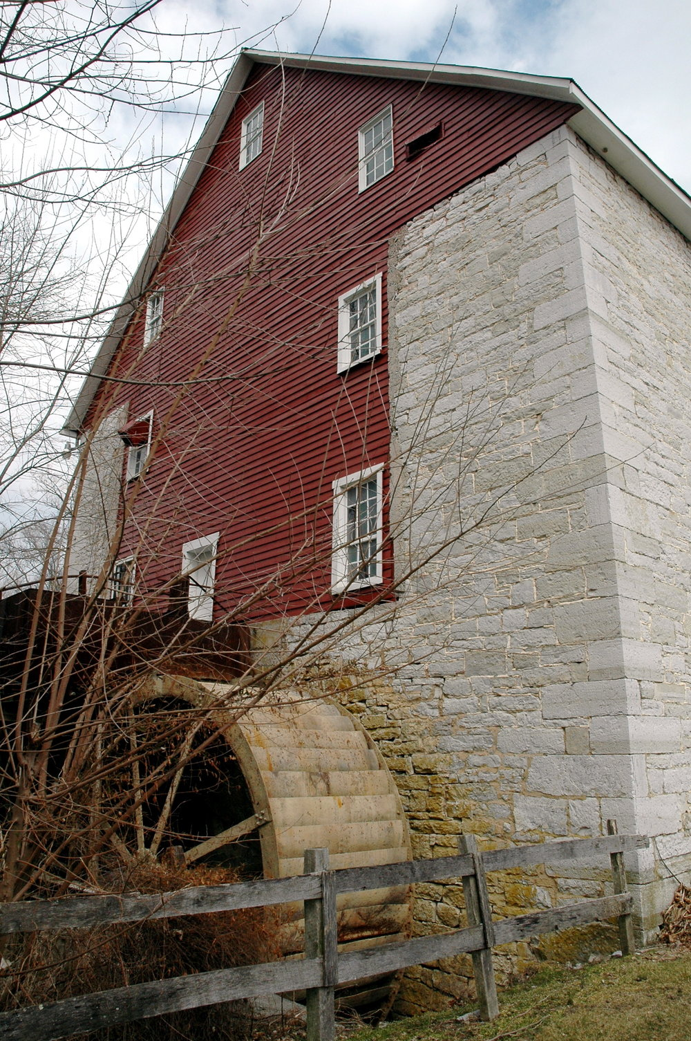 Bunker Hill Mill