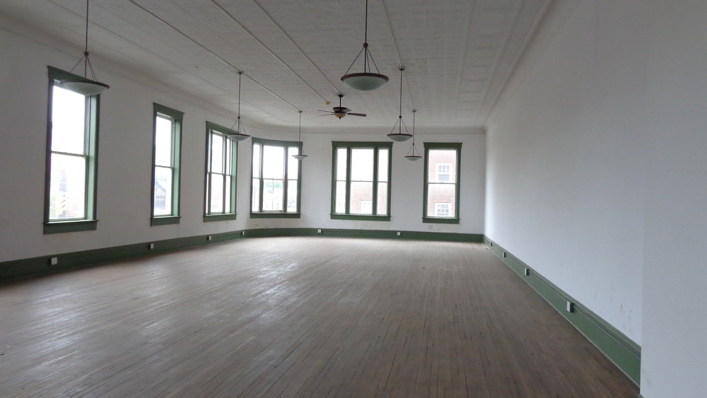 1902 Building-third floor