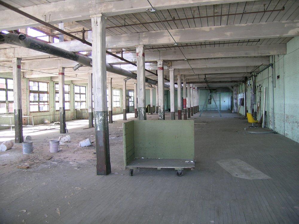 The Mills-Interior