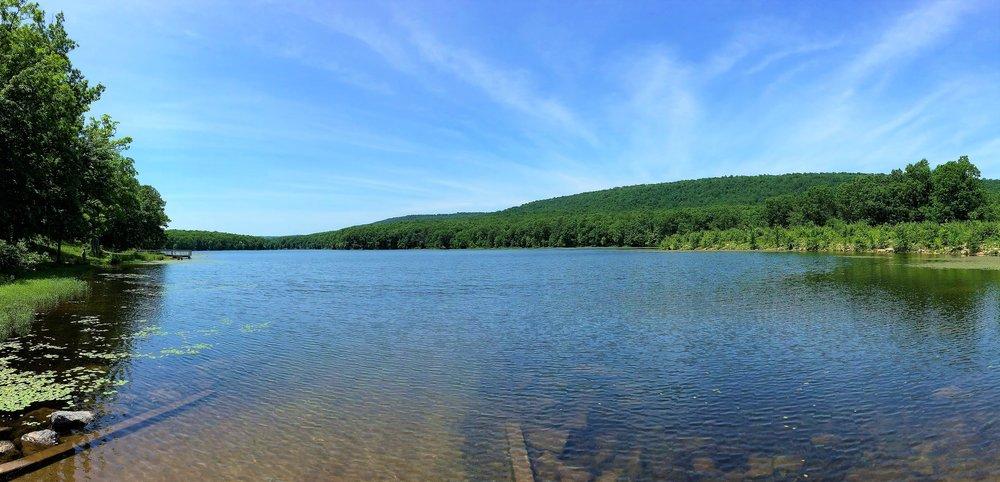 Sleepy Creek Lake.JPG