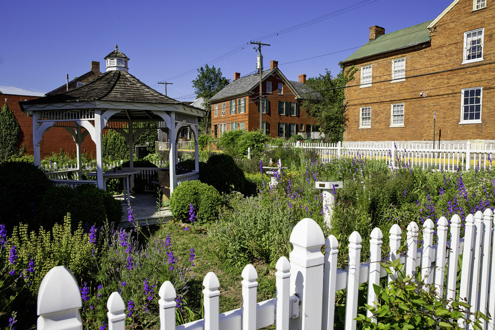 Berkeley County Historical Society Garden