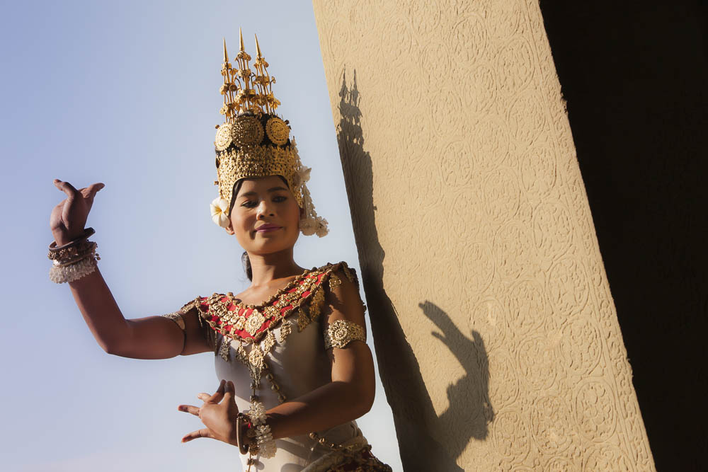 """Apsara Dancer"""