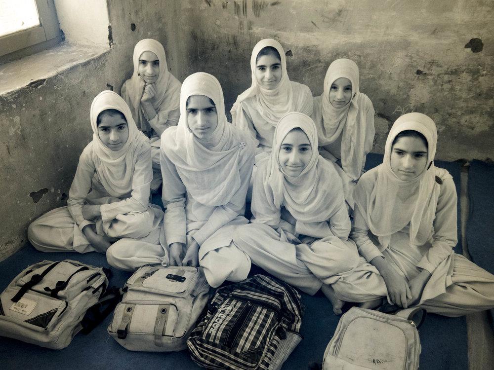 """""""Schoolgirls #1"""""""