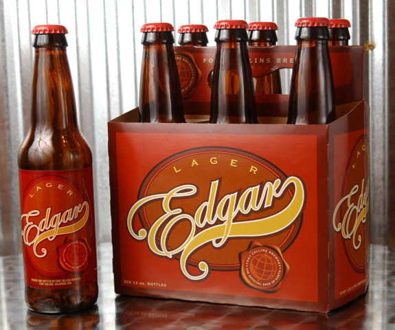 Kissane Viola Design - Print - FORT COLLINS BREWERY - Edgar  - 6pack.jpg