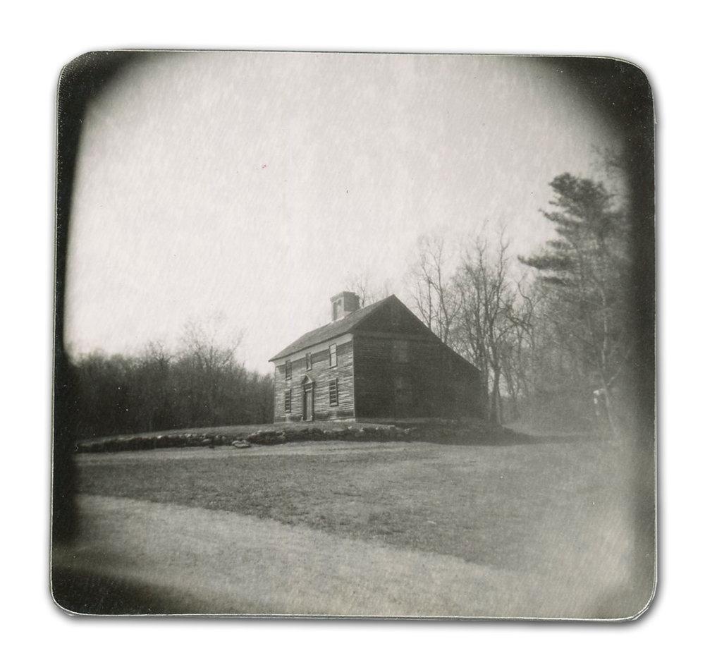 Lexington (Unique polaroid print mounted on cardstock)