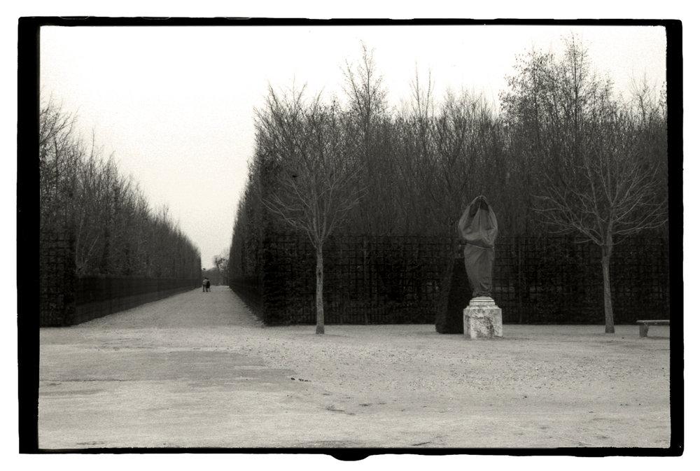 Versailles (Winter), 2004
