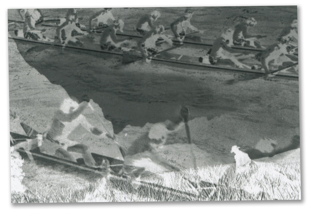 Photograph with Farmer Postcard, 2012