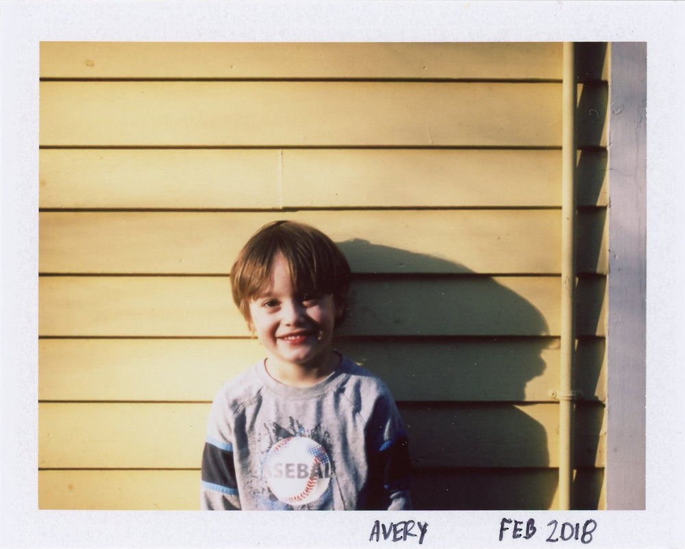 Avery, 2018
