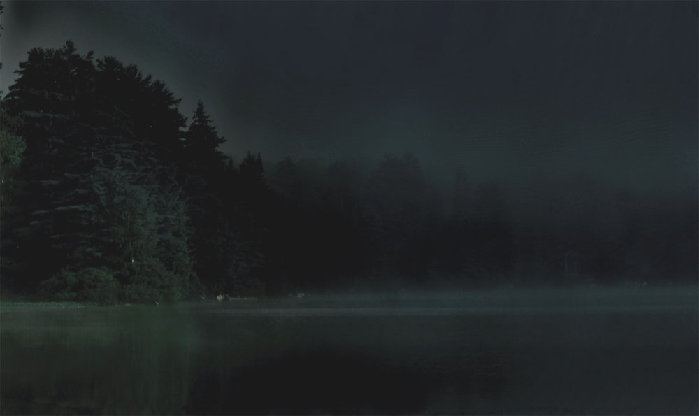 Pond-Vermont, 2018
