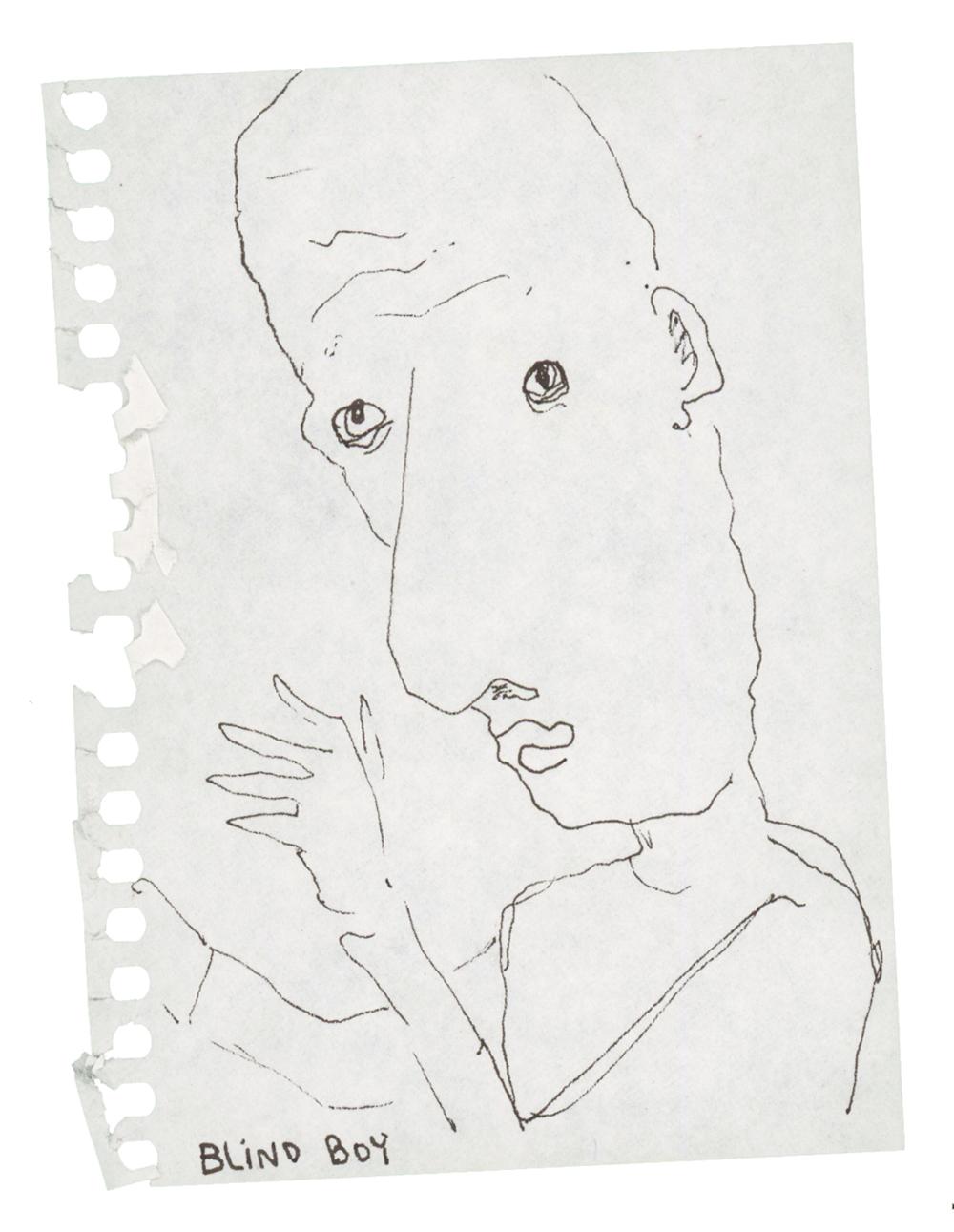 Blind Boy, 2005
