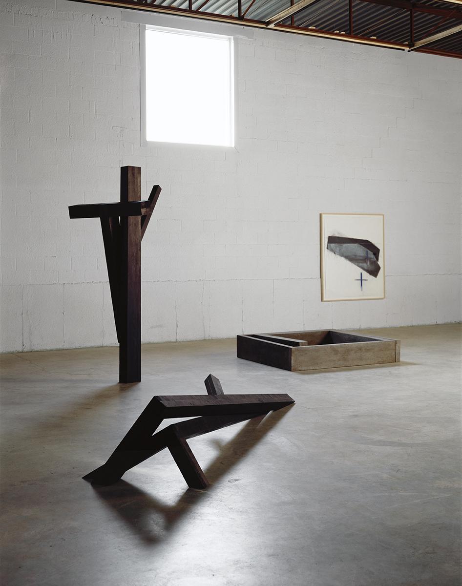 Atelier de l'artiste (1994)   photo : Richard-Max Tremblay