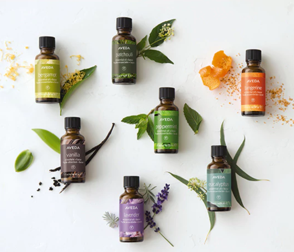 Essential Oils  - For total hair, skin, and body health